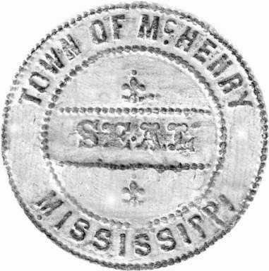 Seal of Town of McHenry