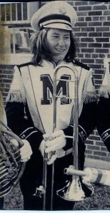 Ole Miss Band 1973