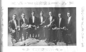 Ole Miss Orchestra 1909-1910