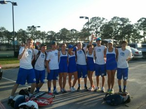 Stone High Tennis - 5A South Champs